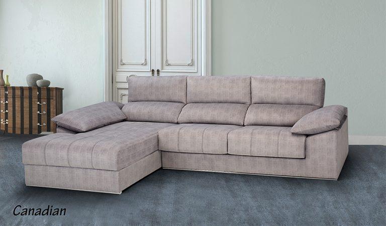 Sofá tapizado Canadian