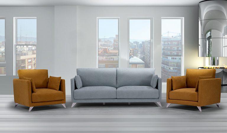 Sofá tapizado Funny, 2