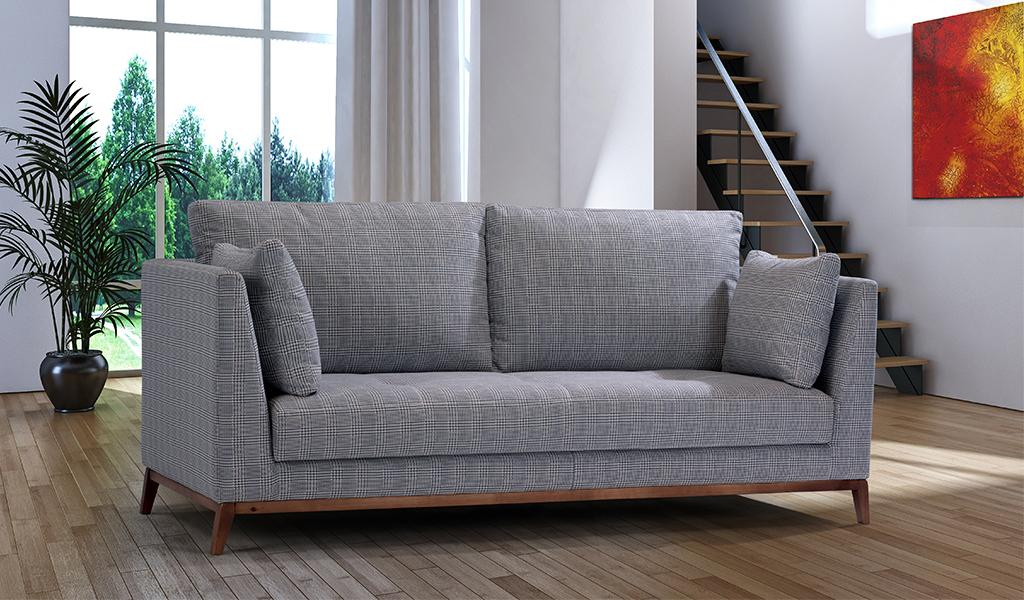 Sofá tapizado Indi, 3