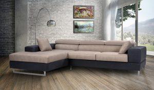 Sofá tapizado Line