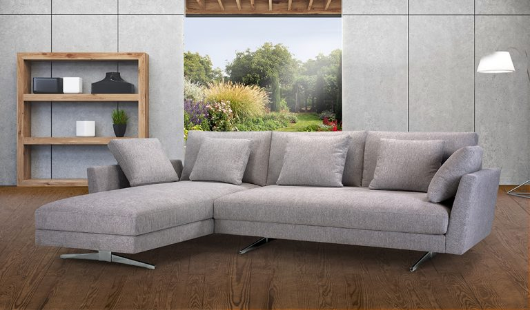 Sofá tapizado Massimo