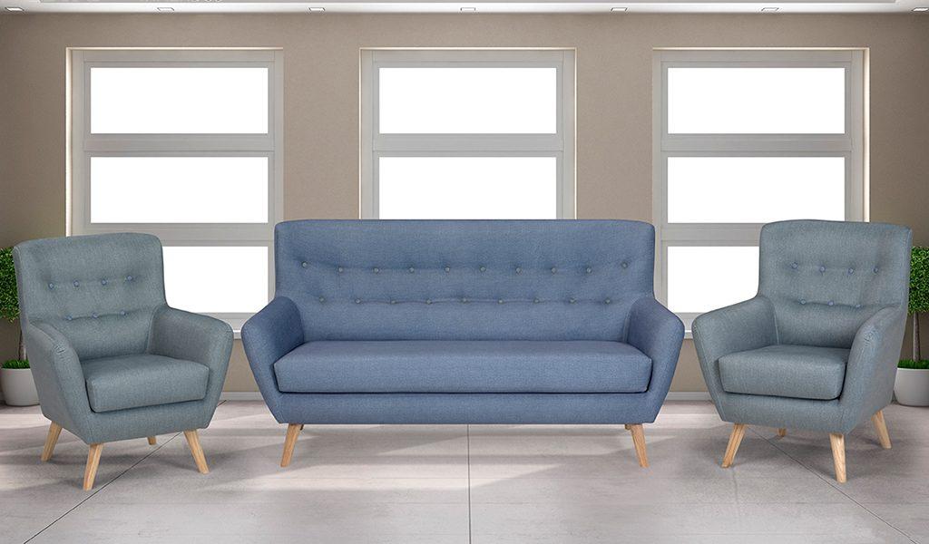 Sofá tapizado North