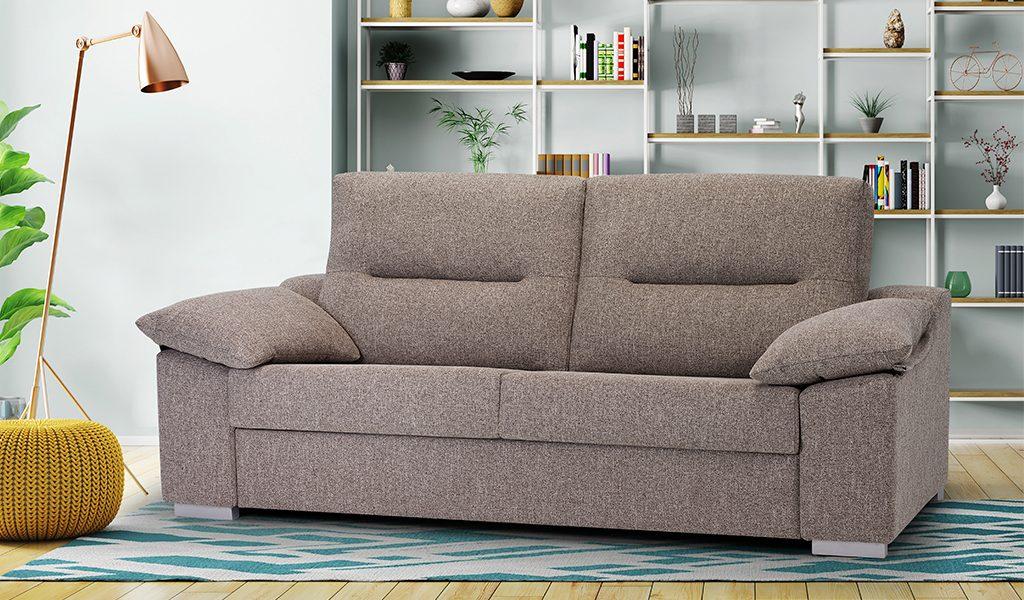 Sofá tapizado Pisa