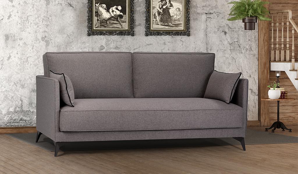 Sofá tapizado River, 2