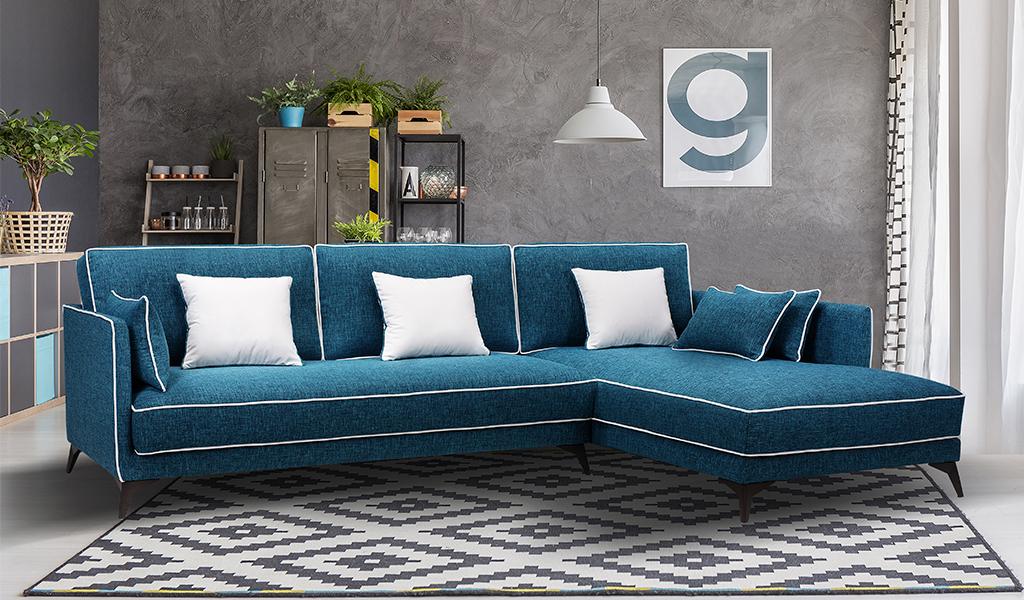 Sofá tapizado River